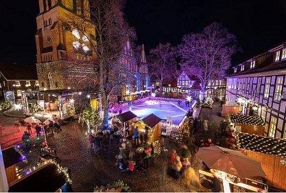 Adventsbasar 2019©Stadt Nienburg/W.