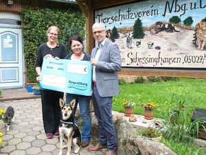 Bürgerstiftung Tierheim Schessinghausen