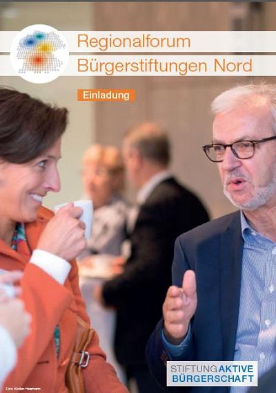 Regionalforum der Bürgerstiftungen in Hamburg