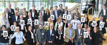 Gruppenbild Osnabrück©Initiative Bürgerstiftungen Bundesverband Deutscher Stiftungen e. V.