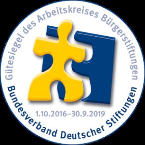 Gütesiegel 308©Bürgerstiftung im Landkreis Nienburg