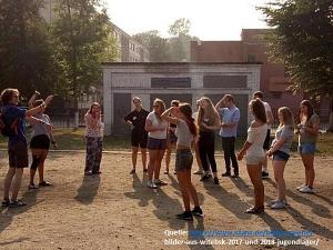 Jugendlager  Witebsk