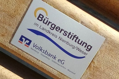 Logo Voba 1015©Bürgerstiftung im Landkreis Nienburg