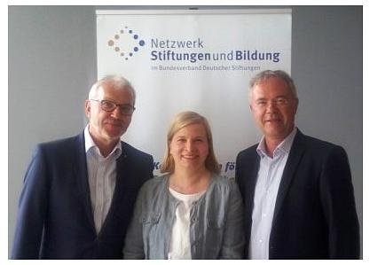 Netzwerktreffen Wolfsburg©Bürgerstiftung im Landkreis Nienburg
