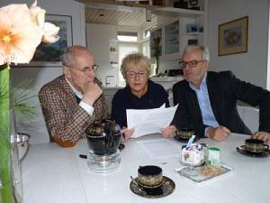Pfeiffer, Bremer, Lehmeier