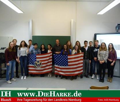 Schüleraustausch©Albert-Schweitzer-Schule/Die Harke