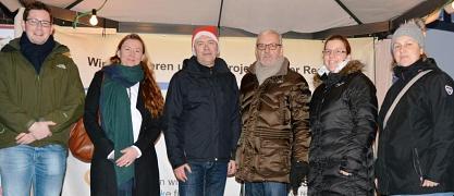 Spendenübergabe Winterwald©Bürgerstiftung im Landkreis Nienburg