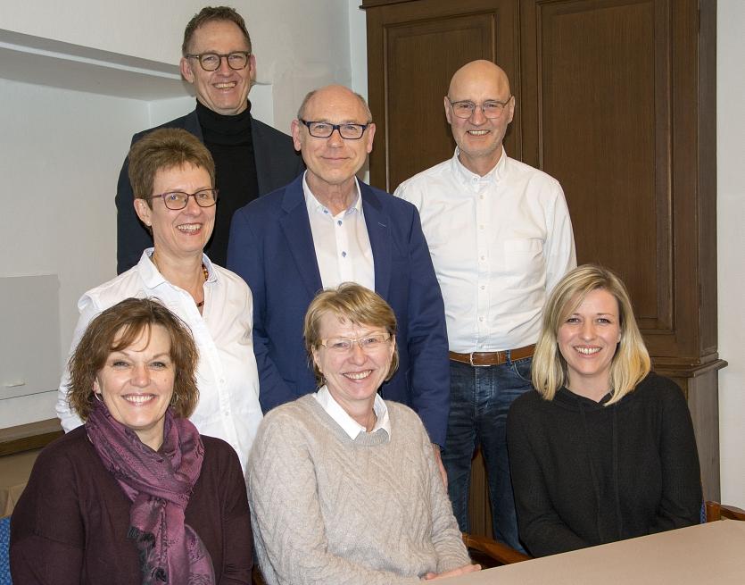 Stiftungsrat 2020©Bürgerstiftung im Landkreis Nienburg