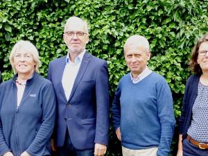 Vorstand Bürgerstiftung Juli 2019