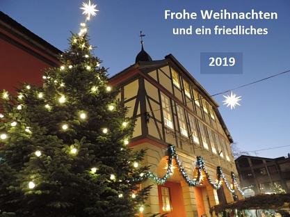Weihnachten 2019©Bürgerstiftung im Landkreis Nienburg